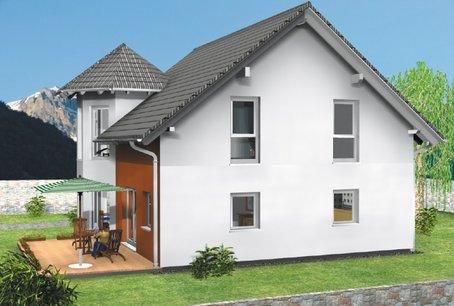 haus strauss architektenhaus fertighaus energiesparhaus von b b haus. Black Bedroom Furniture Sets. Home Design Ideas
